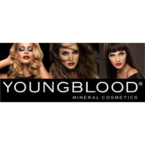Cosmetico Mineral Youngblood Foundation Base Polvo En Crema