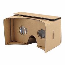 Lentes De Realidad Virtual Google Cardboard Evio Vr