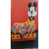 Chupetero Fiesta Infantil Michey Mouse