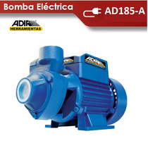 Bomba Eléctrica Periférica 1/2 Hp Adir Ad185-a Con Envio