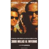 3000 Millas Al Infierno Kurt Russell Kevin Costner Vhs