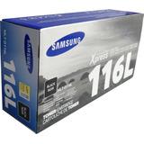 Toner Samsung 116 Negro Mlt-d116l Original ( D116l ) 116l