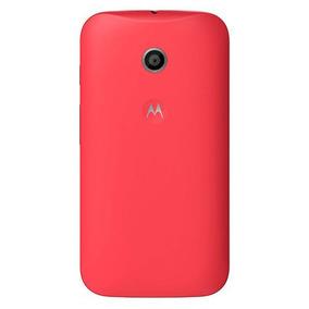 Funda Tapa Motorola Shell Para Moto E
