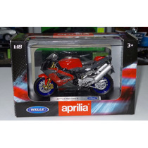 1:18 Aprilia Rsv 1000 R Moto Welly