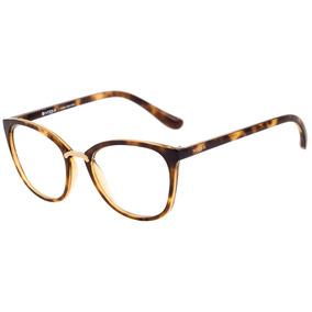Vogue Vo 5121 L - Óculos De Grau W656 Marrom Mesclado E
