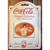 Vintage,coca-cola, Imanes Originales U.s.a, 25 Modelos