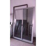Ventanas De Aluminio Serie 25 De 1.5x2m $