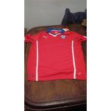Camiseta De Chile Mundial 2014 Puma Original ,nuevaaa