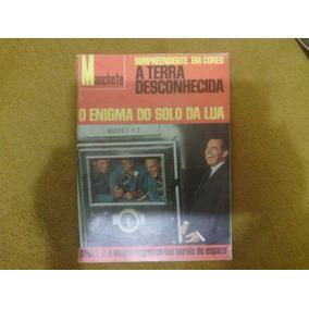 Revista Manchete Nº 903- 1969 - O Enigma Do Solo Da Lua