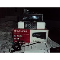Autostereo Pioneer Deh 7300 Bt