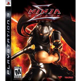 Ninja Gaiden Sigma 1 Ps3 Grom
