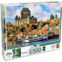 Quebra Cabeça 1500 Peças Quebec - Grow Puzzle