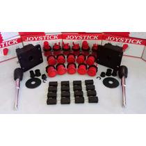 Kit Arcade 2 Palancas 16 Botones Micros Envio Gratis