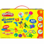 Plastilina Play Doh Kit Super Moulding Mania 390g - 22440