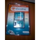Protector Exceline Enchufable 220v