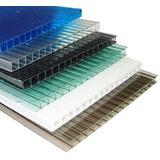 Policarbonato Alveolar Calibre 6mm /2,10mts X 5,90 Mts