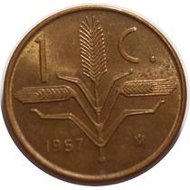 1 Centavo 1956 Espiga - Estados Unidos Mexicanos - Nuevo