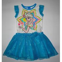 Vestidos Tutu De Princesas Originales Marca Disney