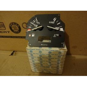 Marcador Combustivel Temperatura Original Vw Santana 85/96 S
