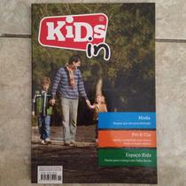 Revista Kids In - Ano 2 N11 Ago/set De 2011 Moda Pet & Cia