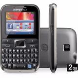 Motorola Motokey Ex116 Câmera 2mp, Wi-fi, Teclado Qwerty