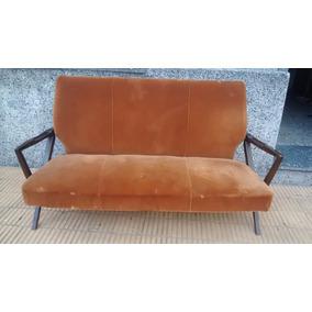 Sillon Tres Cuerpos Diseño Americano Vintage Escandinavo