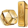 Lote De 2 Perfumes Lady Million , One Million
