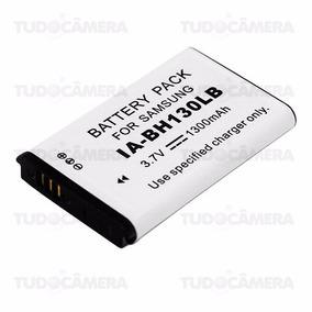 Bateria Ia-bh130lb Para Samsung Smx-k40 K45 Hmx-u15 U20 W200