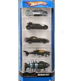 Hot Wheels Set Gotham City - Batman Begins - Año 2006