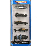 Hot Wheels Set Gotham City - Batman Begins - Año 2006