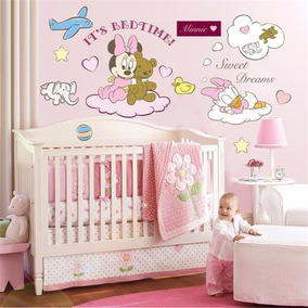Vinil Decorativo - Minnie Mouse Bebes - Entrega Inmediata