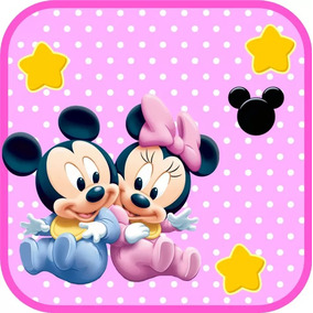 Kit Imprimible Para Tu Fiesta De Mickey Y Minnie Bebes