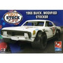 Amt 1966 Buick Modificado Stocker Modelo De Coche