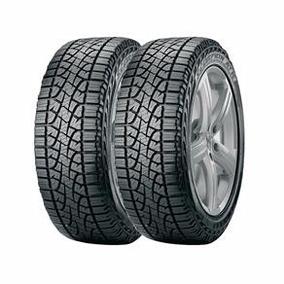 Combo X2 Pirelli 235/75 R15 Scorp. Atr Street Neumen C/coloc