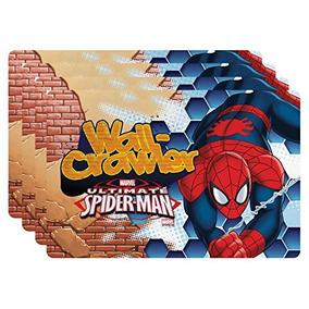 Zak! Mantel Diseños Con Ultimate Spiderman Gráficos, Juego