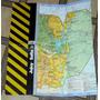 M45 Mapa Guia Turistica De Argentina Jujuy Salta Provincia