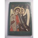 Iconos Imágenes Religiosas Artesanales. Angeles Anunciadores