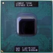 Processador Notebook Intel Dual Core T2330 Sla4k 1.60/1m/533
