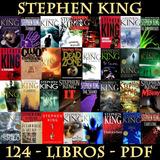 Stephen King - 124 Libros - Coleccion Digital Pdf