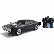 Dom´s Dodge Charger R/t Radio Control Rapido Y Furioso 1:16