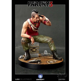 Far Cry 3 Vaas Montenegro Figura Collectors