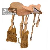Arreio Cutuco Chifre De Viado Para Cavalos E Muares Completo