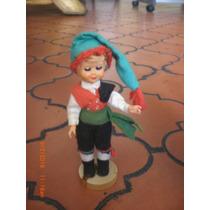 Muñecas De Traje Típico Antiguas