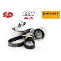 Kit Correia Dentada/tensor Audi A4 1.8 / 2.0 20v Asp./turbo