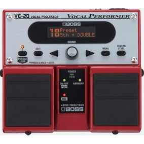 Ve-20 Processador Vocal