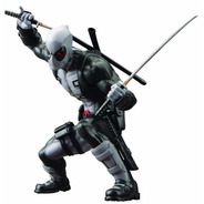 Estátua Deadpool X-force 1/10 Marvel Now Artfx+ Kotobukiya