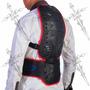 Protector De Espalda Con Faja Para Motociclista