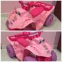 Moto Eléctrica Barbie Fisher Price