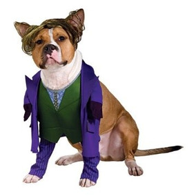 Disfraz Para Perro Traje De Mascotas Batman The Dark Knight