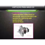 Turbo Cartucho Mack Granite Vision Ch Trompa Elefante S400